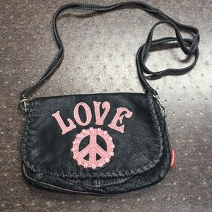 Union Bay Black Cross Body Purse